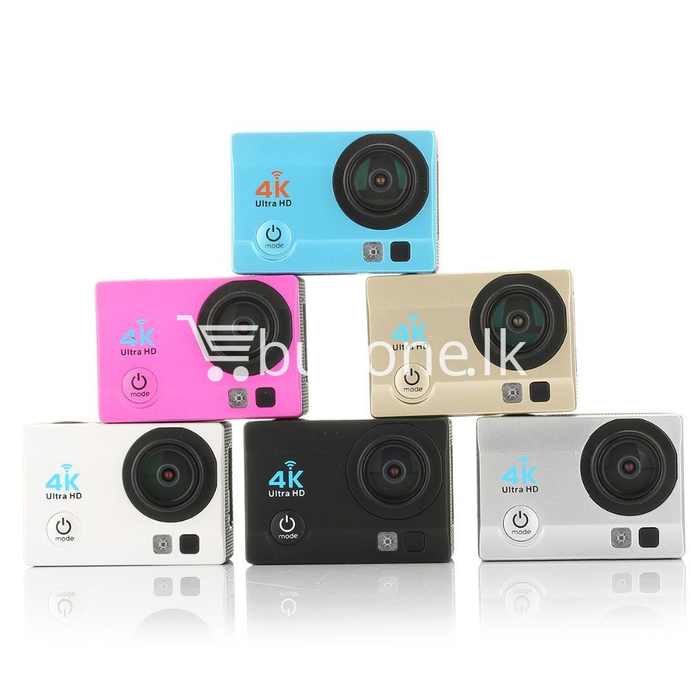 original ultra hd 4k wifi sports action camera waterproof complete set gopro cam style action camera special best offer buy one lk sri lanka 04285 Original Ultra HD 4k Wifi Sports Action Camera Waterproof  Complete Set Gopro Cam Style