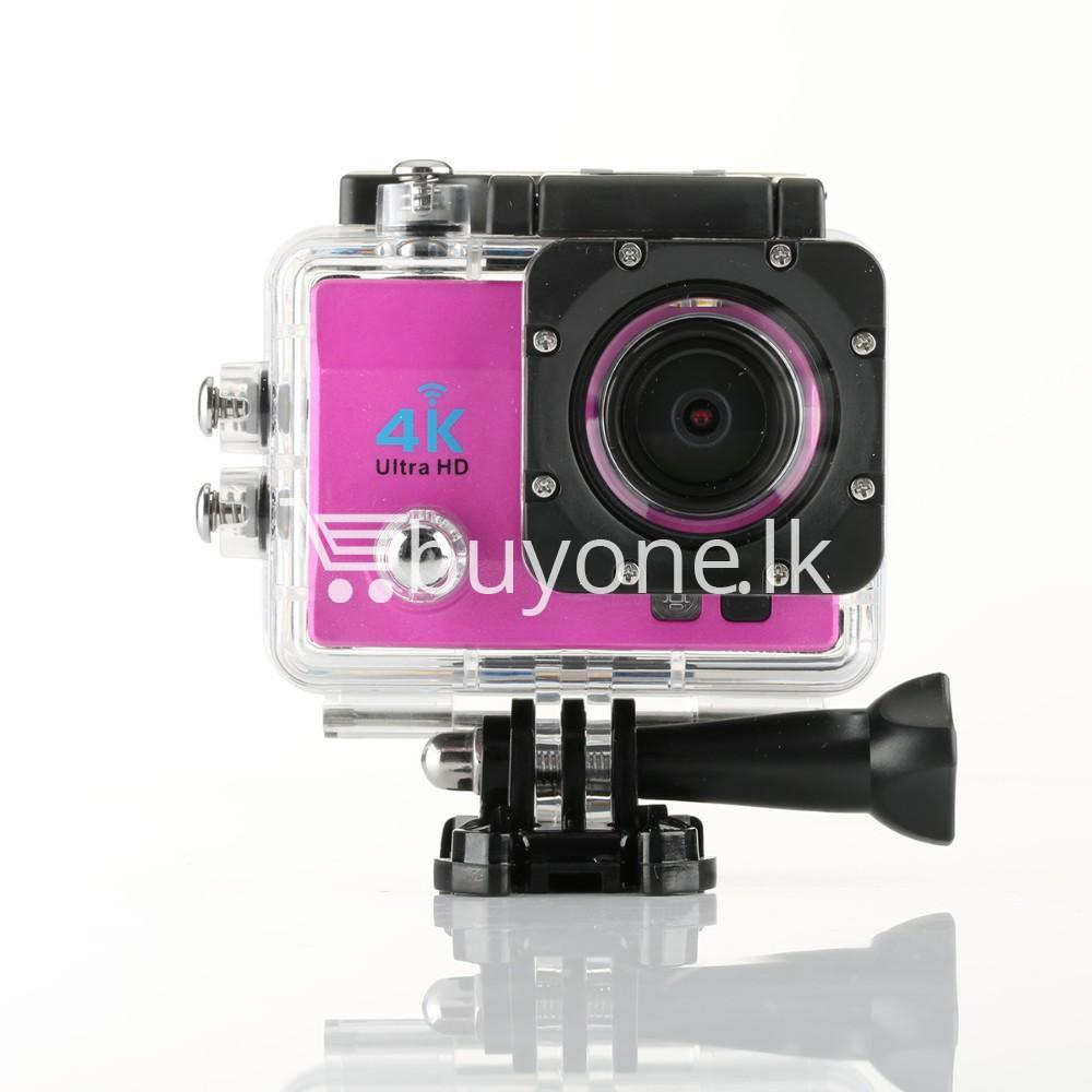 original ultra hd 4k wifi sports action camera waterproof complete set gopro cam style action camera special best offer buy one lk sri lanka 04289 Original Ultra HD 4k Wifi Sports Action Camera Waterproof  Complete Set Gopro Cam Style