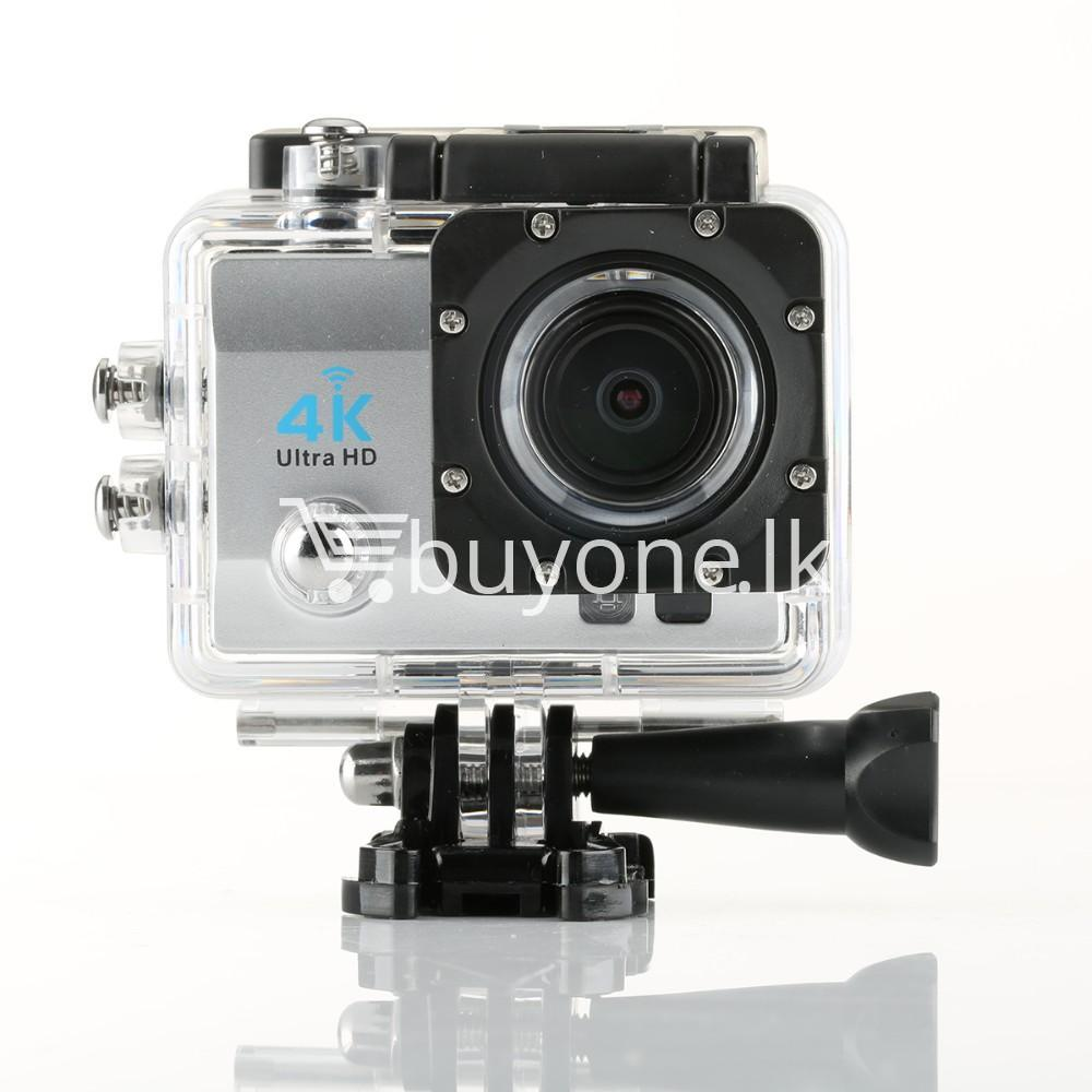 original ultra hd 4k wifi sports action camera waterproof complete set gopro cam style action camera special best offer buy one lk sri lanka 04293 Original Ultra HD 4k Wifi Sports Action Camera Waterproof  Complete Set Gopro Cam Style