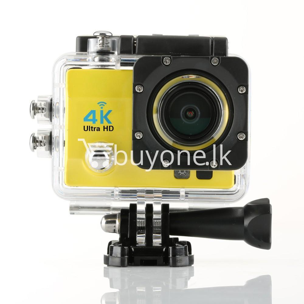 original ultra hd 4k wifi sports action camera waterproof complete set gopro cam style action camera special best offer buy one lk sri lanka 04295 - Original Ultra HD 4k Wifi Sports Action Camera Waterproof  Complete Set Gopro Cam Style