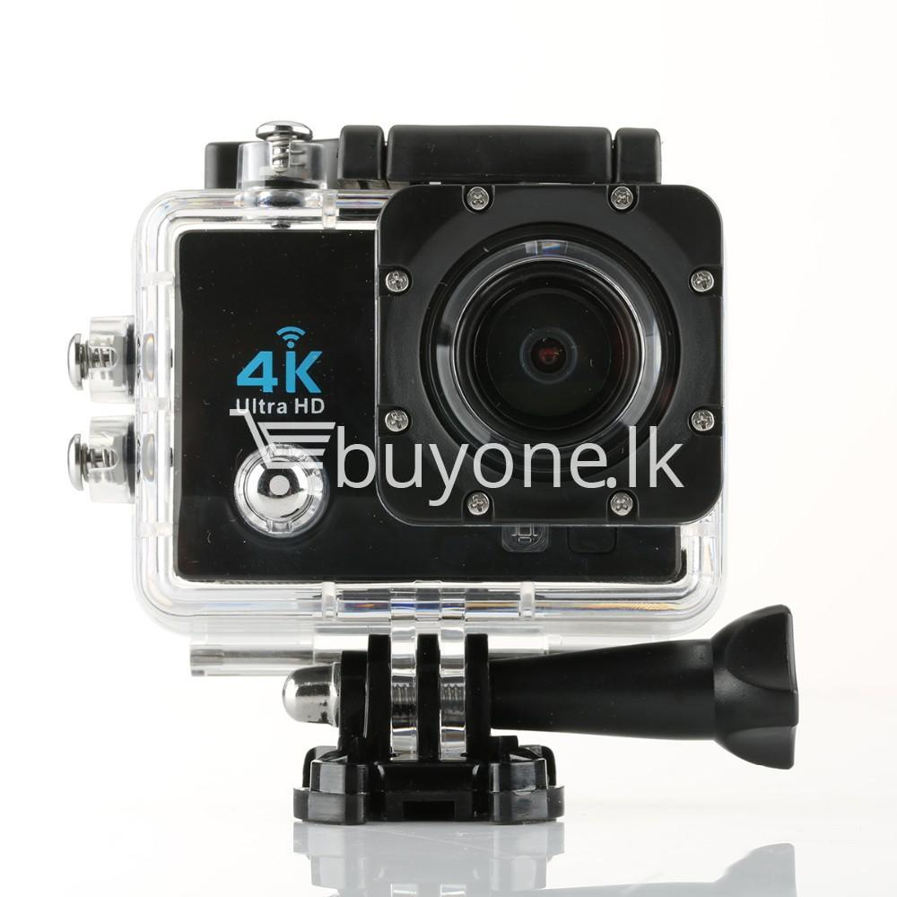 original ultra hd 4k wifi sports action camera waterproof complete set gopro cam style action camera special best offer buy one lk sri lanka 04296 Original Ultra HD 4k Wifi Sports Action Camera Waterproof  Complete Set Gopro Cam Style