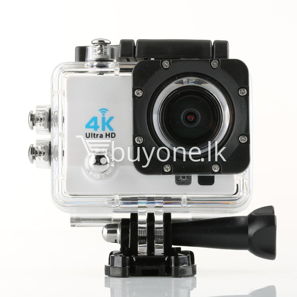 original ultra hd 4k wifi sports action camera waterproof complete set gopro cam style action camera special best offer buy one lk sri lanka 04298 - Original Ultra HD 4k Wifi Sports Action Camera Waterproof  Complete Set Gopro Cam Style