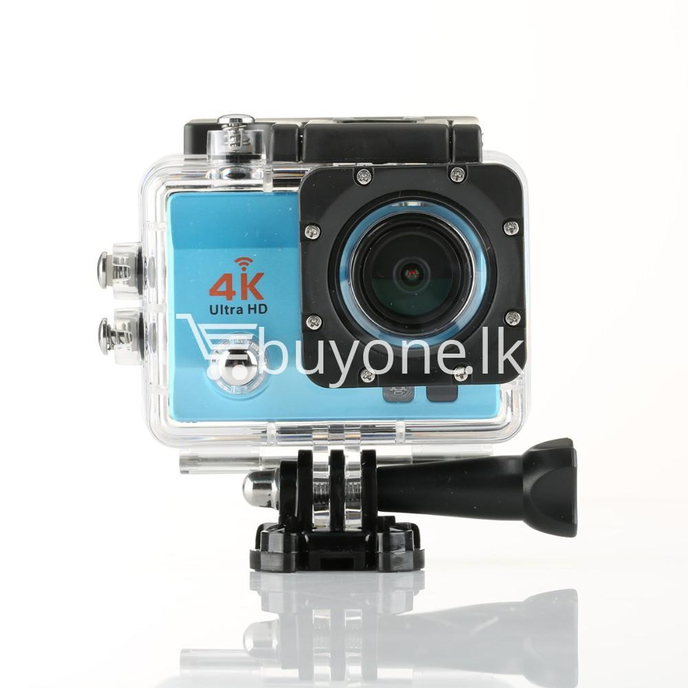 original ultra hd 4k wifi sports action camera waterproof complete set gopro cam style action camera special best offer buy one lk sri lanka 04299 Original Ultra HD 4k Wifi Sports Action Camera Waterproof  Complete Set Gopro Cam Style