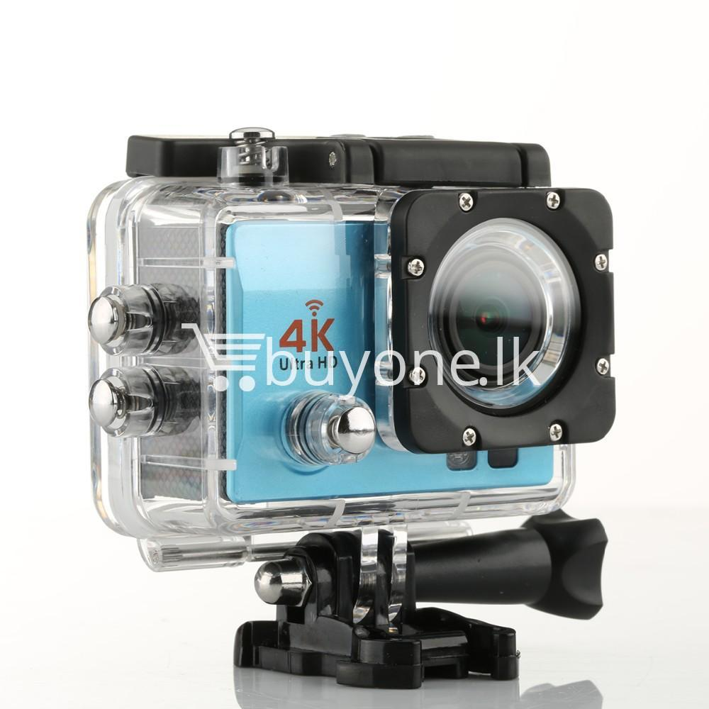 original ultra hd 4k wifi sports action camera waterproof complete set gopro cam style action camera special best offer buy one lk sri lanka 04301 - Original Ultra HD 4k Wifi Sports Action Camera Waterproof  Complete Set Gopro Cam Style