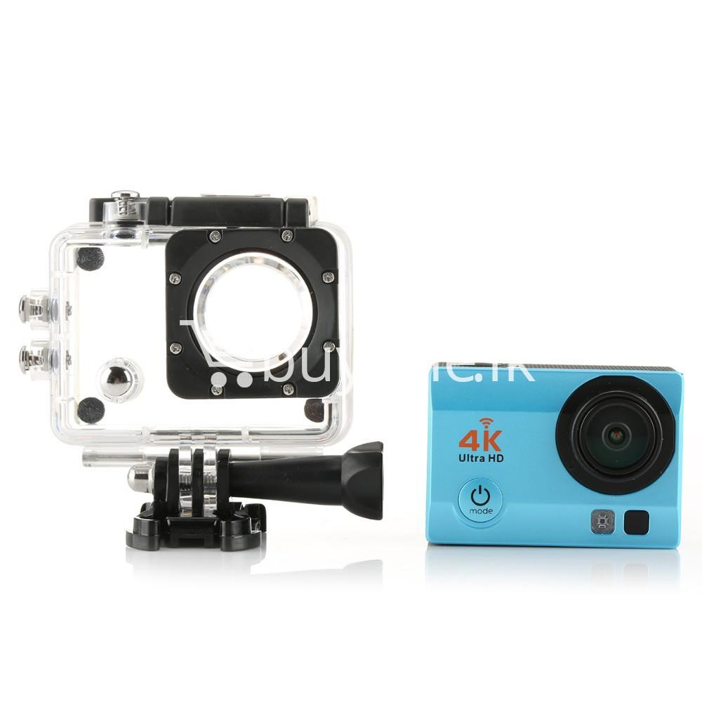 original ultra hd 4k wifi sports action camera waterproof complete set gopro cam style action camera special best offer buy one lk sri lanka 04309 Original Ultra HD 4k Wifi Sports Action Camera Waterproof  Complete Set Gopro Cam Style