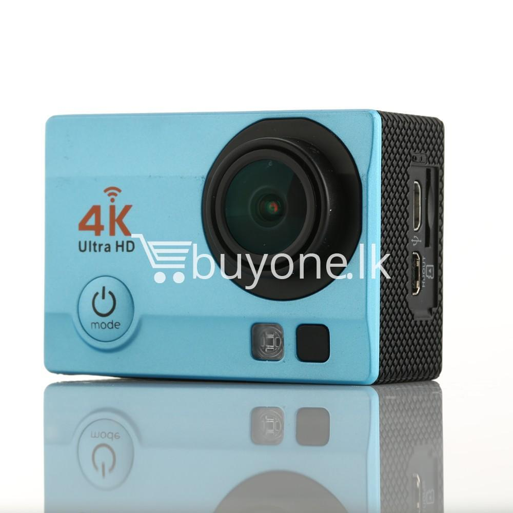 original ultra hd 4k wifi sports action camera waterproof complete set gopro cam style action camera special best offer buy one lk sri lanka 04314 Original Ultra HD 4k Wifi Sports Action Camera Waterproof  Complete Set Gopro Cam Style