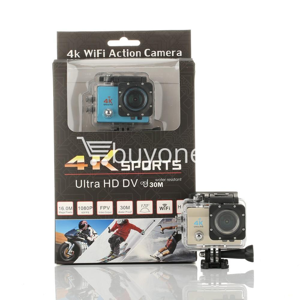 original ultra hd 4k wifi sports action camera waterproof complete set gopro cam style action camera special best offer buy one lk sri lanka 04320 - Original Ultra HD 4k Wifi Sports Action Camera Waterproof  Complete Set Gopro Cam Style