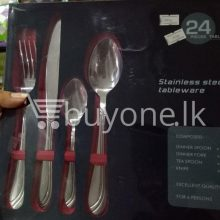 24 pieces tableware set – stainless steel tableware home-and-kitchen special best offer buy one lk sri lanka 99648.jpg