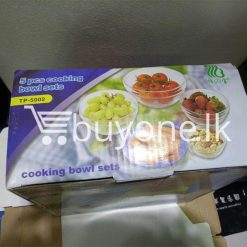 5pcs cooking bowl set home and kitchen special best offer buy one lk sri lanka 99698 247x247 - 5pcs cooking bowl Set