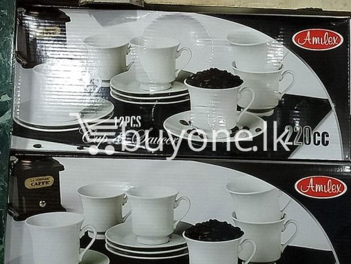 amilex 12pcs cup & saucer 220cc home-and-kitchen special best offer buy one lk sri lanka 99459.jpg