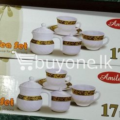 amilex 17pcs tea set service for 6 persons home and kitchen special best offer buy one lk sri lanka 99497 247x247 - Amilex 17pcs Tea Set Service For 6 Persons