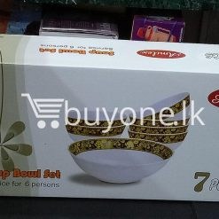 amilex 7pcs soup boul set service for 6 persons home and kitchen special best offer buy one lk sri lanka 99514 247x247 - Amilex 7pcs Soup Boul Set Service For 6 Persons