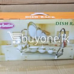 amilex dish rack home and kitchen special best offer buy one lk sri lanka 99481 247x247 - Amilex Dish Rack
