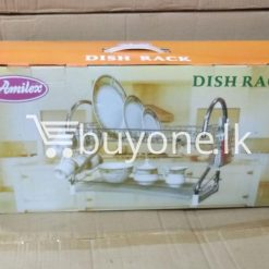 amilex dish rack home and kitchen special best offer buy one lk sri lanka 99482 247x247 - Amilex Dish Rack