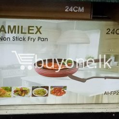 amilex non stick fry pan 24cm home and kitchen special best offer buy one lk sri lanka 99478 247x247 - Amilex Non Stick Fry Pan 24CM