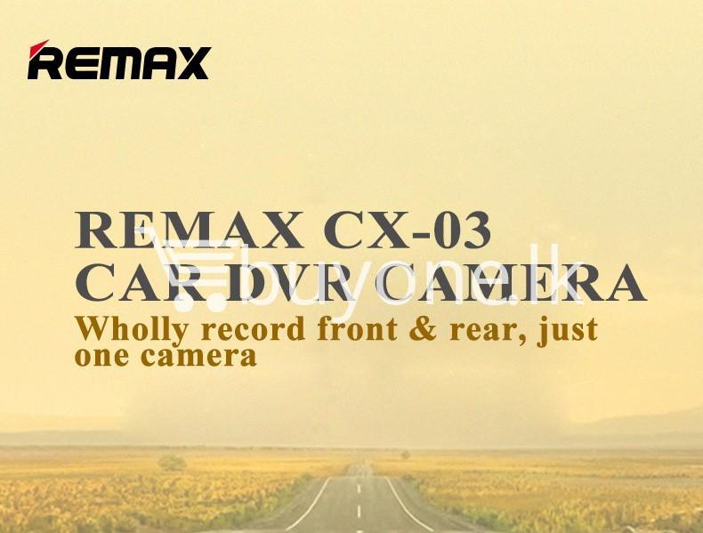original remax cx 03 car dvr dashboard camera night vision camera with sensor automobile store special best offer buy one lk sri lanka 76043 - Original Remax CX-03 Car DVR  Dashboard Camera Night Vision Camera with Sensor