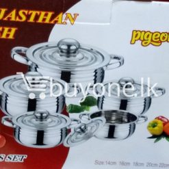 pigeons rajasthan dish 10pcs set home and kitchen special best offer buy one lk sri lanka 99471 247x247 - Pigeons Rajasthan Dish 10pcs Set