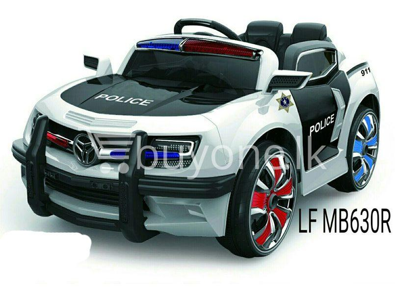Police Recharable Electric Motor Car Buyone Lk Online