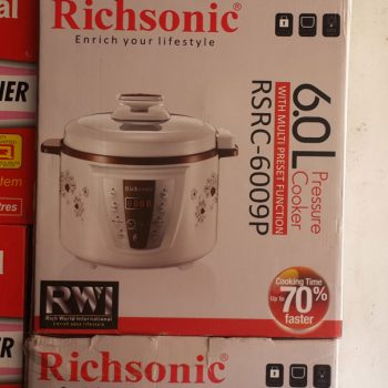 richsonic enrich your lifestyle 6 litre pressure cooker with multi preset function home-and-kitchen special best offer buy one lk sri lanka 99423.jpg