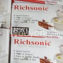 richsonic enrich your lifestyle hand mixer with stand & self-rotating bowl rh-502b home-and-kitchen special best offer buy one lk sri lanka 99508.jpg