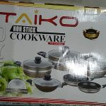 taiko non stick cookware 10pcs full set induction bottom healthy cooking home-and-kitchen special best offer buy one lk sri lanka 99441.jpg