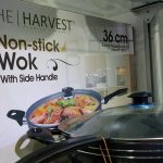 the harvest premium homeware-36cm non stick wok with side handle home-and-kitchen special best offer buy one lk sri lanka 99582.jpg