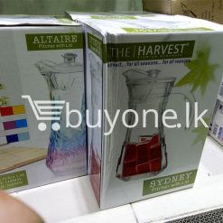 the harvest premium homeware altaire pitcher with lid home and kitchen special best offer buy one lk sri lanka 99729 247x247 - Online Shopping Store in Sri lanka, Latest Mobile Accessories, Latest Electronic Items, Latest Home Kitchen Items in Sri lanka, Stereo Headset with Remote Controller, iPod Usb Charger, Micro USB to USB Cable, Original Phone Charger | Buyone.lk Homepage