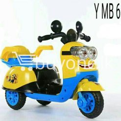 ymb6166 minion motor bike rechargeable toy baby care toys special best offer buy one lk sri lanka 15279 247x247 - YMb6166 Minion Motor Bike Rechargeable Toy