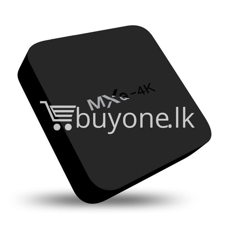 mxq 4k smart tv box kodi 15.2 preinstalled android 5.1 1g8g h.264h.265 10bit wifi lan hdmi dlna airplay miracast mobile phone accessories special best offer buy one lk sri lanka 50937 1 - MXQ 4K Smart TV Box KODI 15.2 Preinstalled Android 5.1 1G/8G H.264/H.265 10Bit WIFI LAN HDMI DLNA AirPlay Miracast