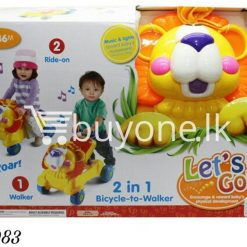 2in1 bicycle to walker lets go baby care toys special best offer buy one lk sri lanka 51378 247x247 - 2in1 Bicycle to Walker Lets Go