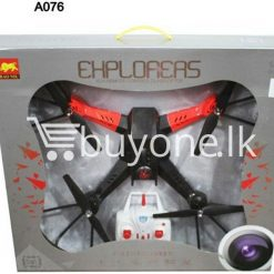 explorers drone with remote built in camera baby care toys special best offer buy one lk sri lanka 51392 247x247 - EXPLORERS Drone with Remote & Built-in Camera