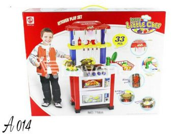 happy little chef kitchen play 33pcs set baby-care-toys special best offer buy one lk sri lanka 51235.jpg