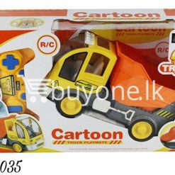 remote control cartoon truck playmate with remote baby care toys special best offer buy one lk sri lanka 51434 247x247 - Remote Control Cartoon Truck Playmate with Remote