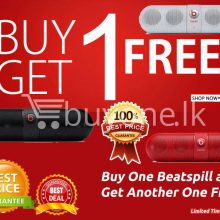 special offer buy1 get1 free beats by dr. dre beats pill wireless bluetooth speaker limited time period mobile phone accessories special best offer buy one lk sri lanka  Online Shopping Store in Sri lanka, Latest Mobile Accessories, Latest Electronic Items, Latest Home Kitchen Items in Sri lanka, Stereo Headset with Remote Controller, iPod Usb Charger, Micro USB to USB Cable, Original Phone Charger | Buyone.lk Homepage