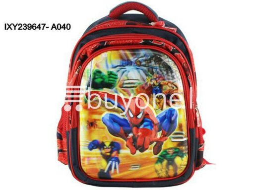 the spider-man 3 design school bag new style baby-care-toys special best offer buy one lk sri lanka 51273.jpg