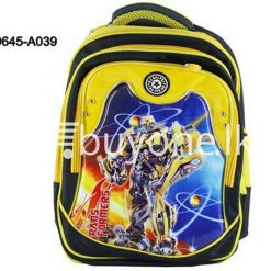 transformers school bag new style baby care toys special best offer buy one lk sri lanka 51227 247x247 - Transformers School Bag New Style