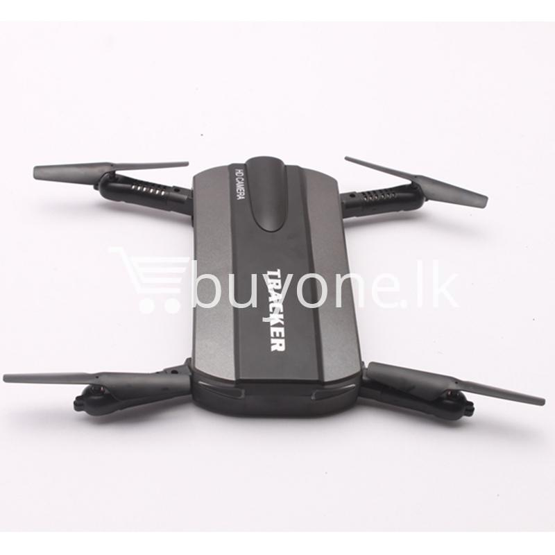 mini selfie tracker foldable pocket rc quadcopter drone altitude hold fpv with wifi camera mobile store special best offer buy one lk sri lanka 30759 - Mini Selfie Tracker Foldable Pocket RC Quadcopter Drone Altitude Hold FPV with WIFI Camera