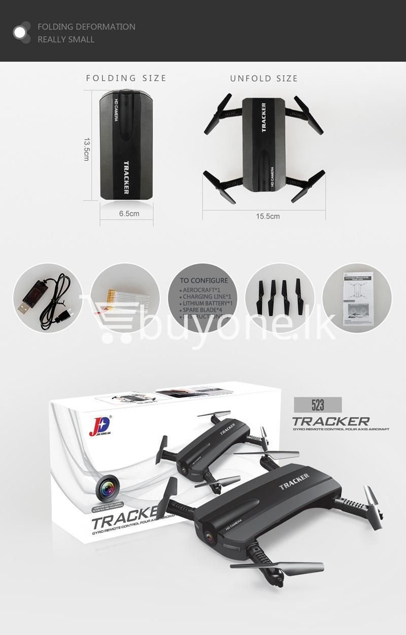 mini selfie tracker foldable pocket rc quadcopter drone altitude hold fpv with wifi camera mobile store special best offer buy one lk sri lanka 30765 Mini Selfie Tracker Foldable Pocket RC Quadcopter Drone Altitude Hold FPV with WIFI Camera