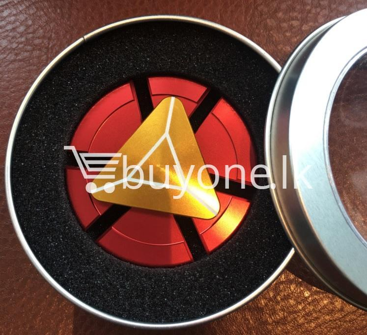 original avengers iron man metal education fidget spinner baby care toys special best offer buy one lk sri lanka 08209 1 - Original Avengers Iron Man Metal Education Fidget Spinner