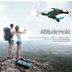 original jy018 advance pocket drone with hd wifi camera foldable g sensor mobile phone accessories special best offer buy one lk sri lanka 07575 247x247 - Original JY018 Advance Pocket Drone with HD WiFi Camera Foldable G-sensor