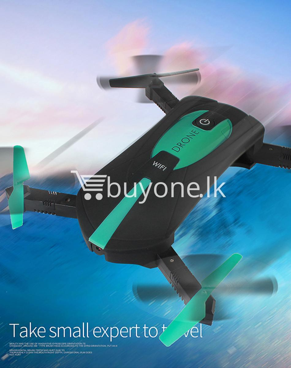 original jy018 advance pocket drone with hd wifi camera foldable g sensor mobile phone accessories special best offer buy one lk sri lanka 07584 - Original JY018 Advance Pocket Drone with HD WiFi Camera Foldable G-sensor