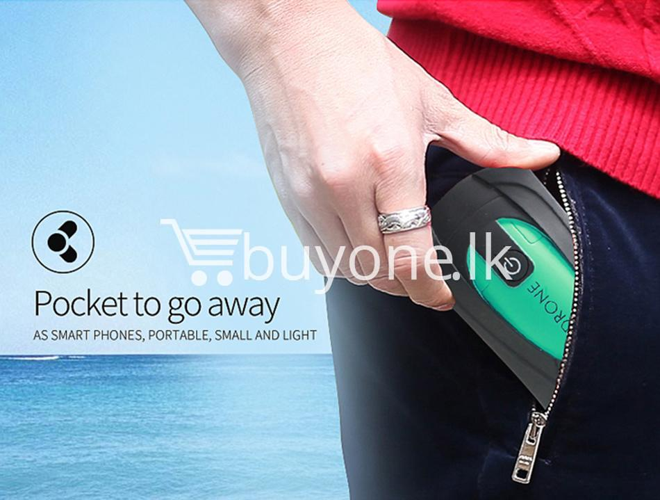 original jy018 advance pocket drone with hd wifi camera foldable g sensor mobile phone accessories special best offer buy one lk sri lanka 07599 - Original JY018 Advance Pocket Drone with HD WiFi Camera Foldable G-sensor