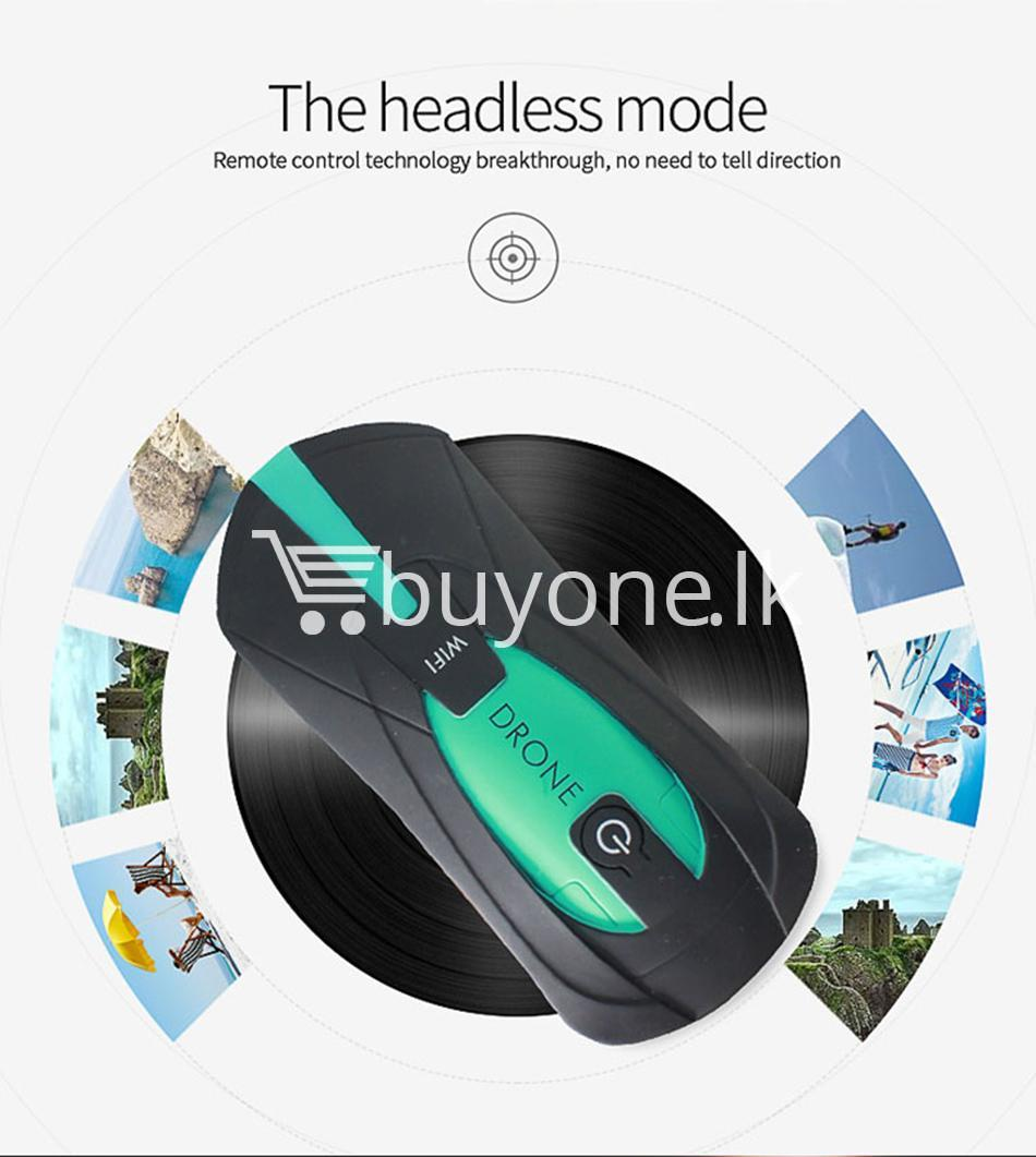 original jy018 advance pocket drone with hd wifi camera foldable g sensor mobile phone accessories special best offer buy one lk sri lanka 07614 - Original JY018 Advance Pocket Drone with HD WiFi Camera Foldable G-sensor