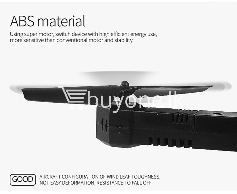 original jy018 advance pocket drone with hd wifi camera foldable g sensor mobile phone accessories special best offer buy one lk sri lanka 07619 - Original JY018 Advance Pocket Drone with HD WiFi Camera Foldable G-sensor