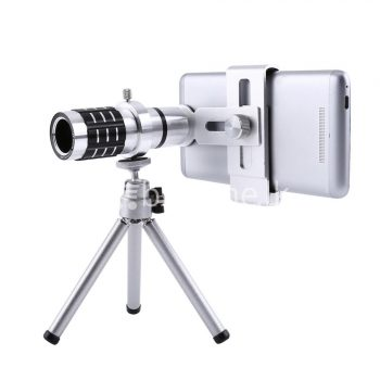 12x zoom camera telephoto telescope lens + mount tripod kit for iphone xiaomi samsung huawei htc universal mobile-phone-accessories special best offer buy one lk sri lanka 06545.jpg