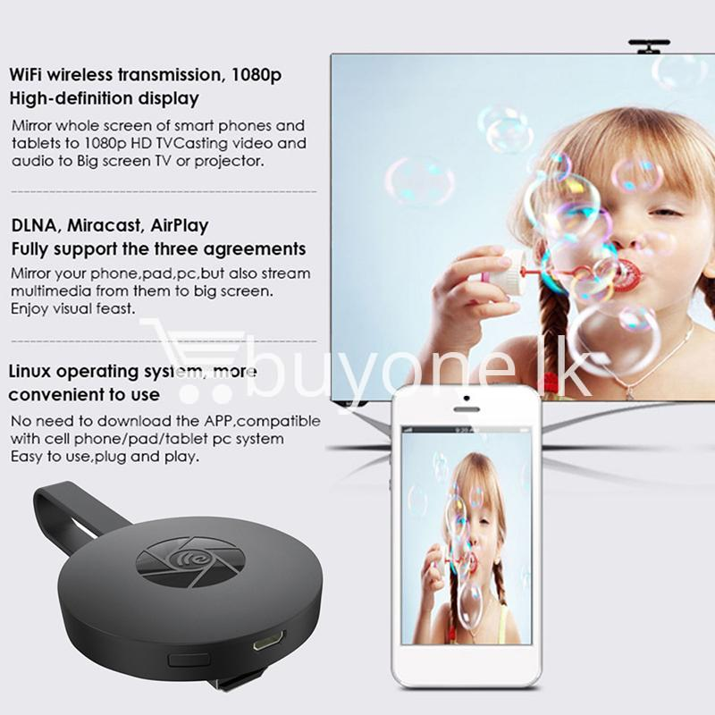 google chromecast digital hdmi media video streamer for ios android wireless display receiver mobile phone accessories special best offer buy one lk sri lanka 45835 - Google Chromecast Digital Like HDMI Media Video Streamer for IOS Android Wireless Display Receiver