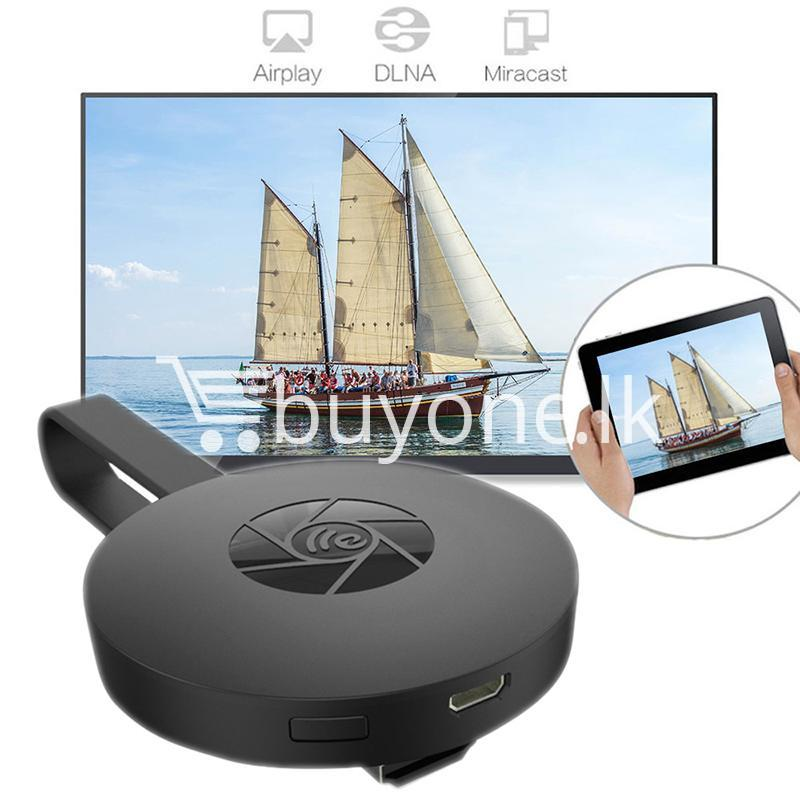 google chromecast digital hdmi media video streamer for ios android wireless display receiver mobile phone accessories special best offer buy one lk sri lanka 45838 - Google Chromecast Digital Like HDMI Media Video Streamer for IOS Android Wireless Display Receiver