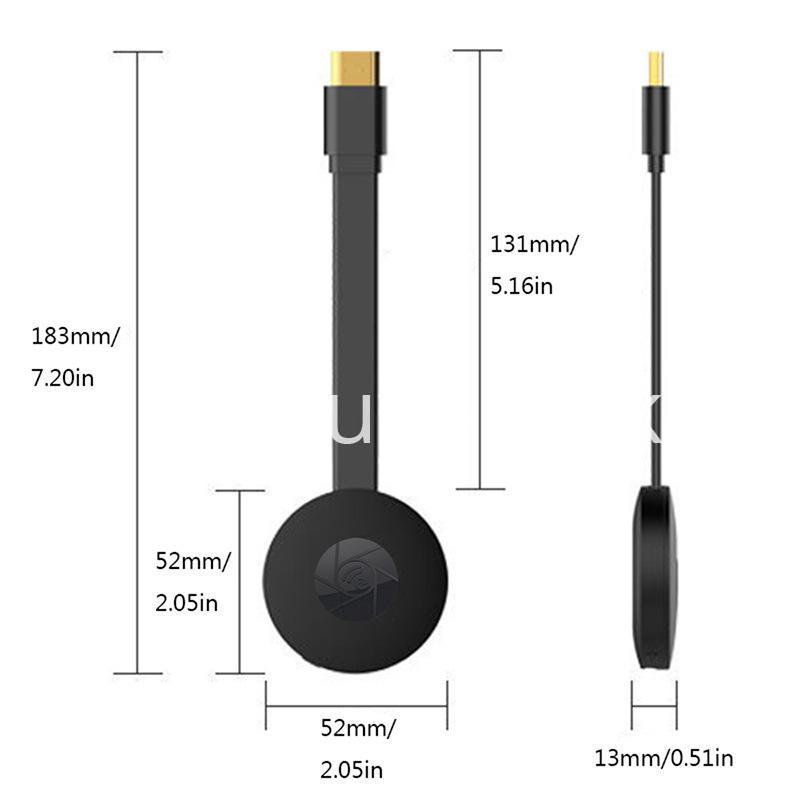 google chromecast digital hdmi media video streamer for ios android wireless display receiver mobile phone accessories special best offer buy one lk sri lanka 45848 - Google Chromecast Digital Like HDMI Media Video Streamer for IOS Android Wireless Display Receiver
