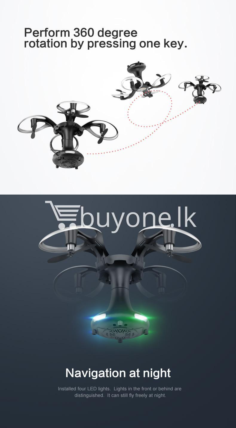 sirius alpha edrone wifi folding drone with controller phone holder action camera special best offer buy one lk sri lanka 04913 - Sirius Alpha EDRONE Wifi Folding Drone with Controller + Phone Holder