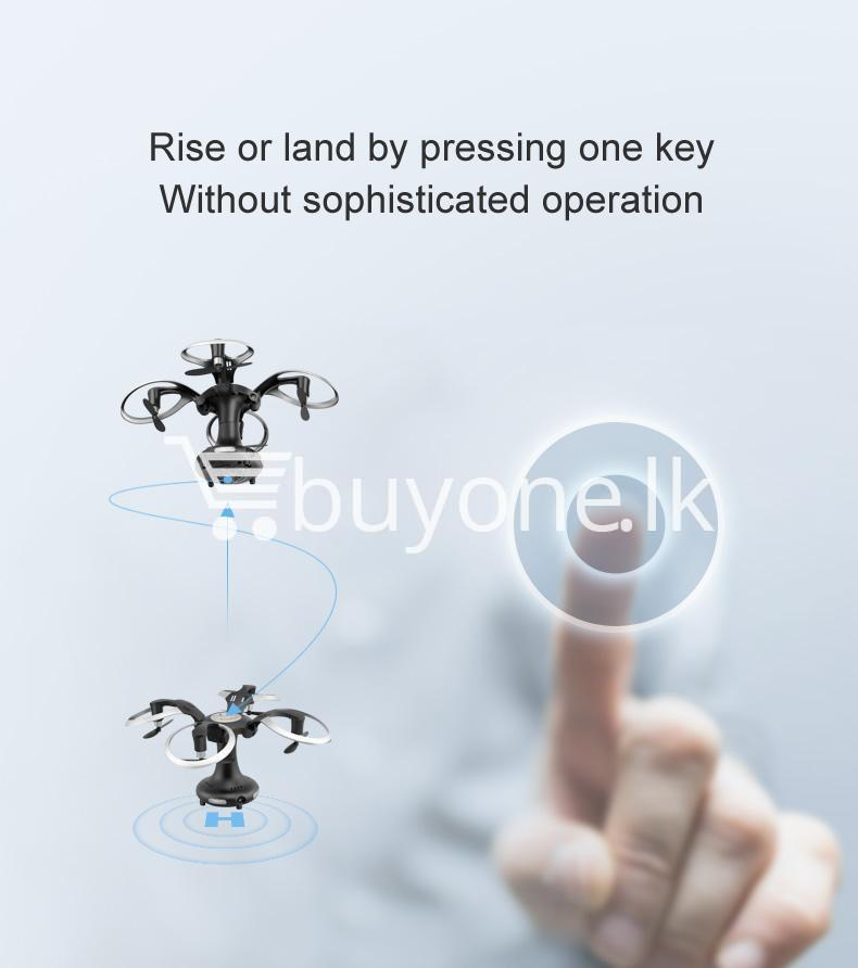 sirius alpha edrone wifi folding drone with controller phone holder action camera special best offer buy one lk sri lanka 04918 - Sirius Alpha EDRONE Wifi Folding Drone with Controller + Phone Holder